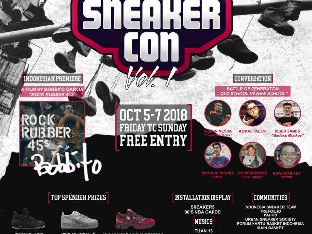 Pluit Sneaker Con Vol.1