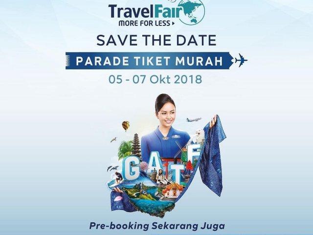Garuda Airlines Travel Fair