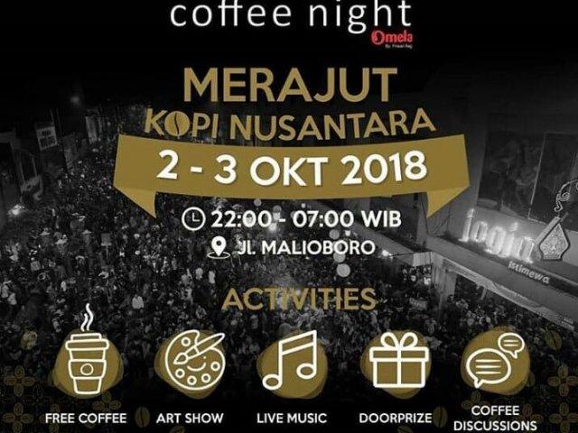 Malioboro Coffee Night
