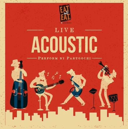 Live Acoustic Eat & Eat Fx sudirman
