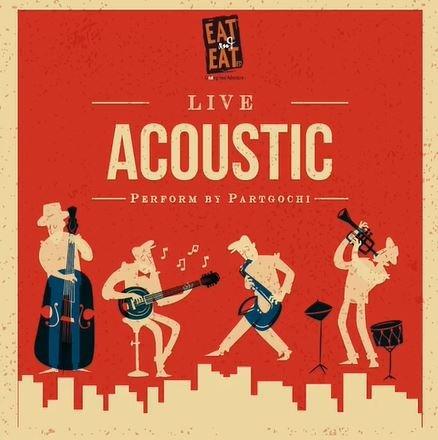 Live Acoustic Eat & Eat Mal Kelapa Gading