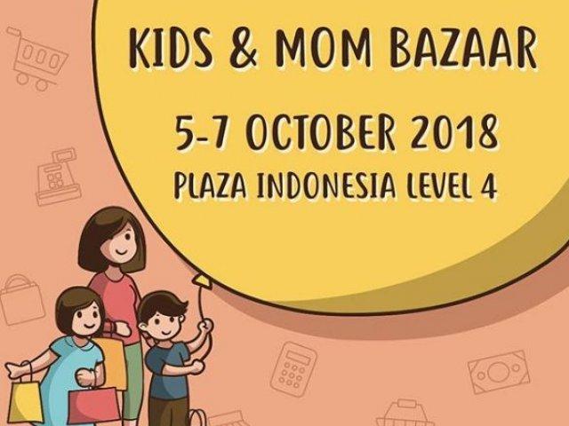 Bazaar di Plaza Indonesia