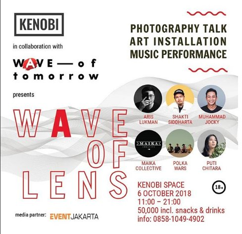 Wave Of Lens
