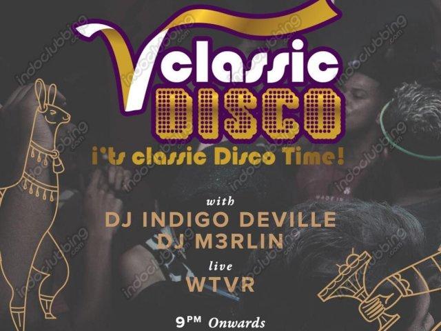 V Classic Disco