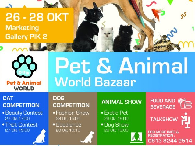 Pet and Animal World