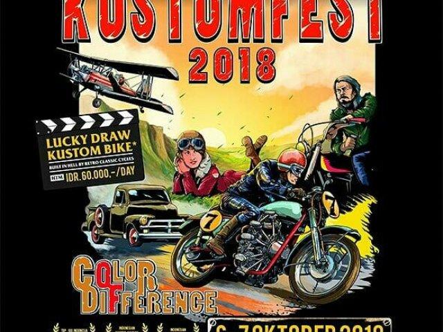 Kustom Fest 2018