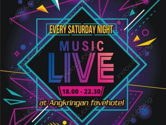 Live Music Favehotel Rembang