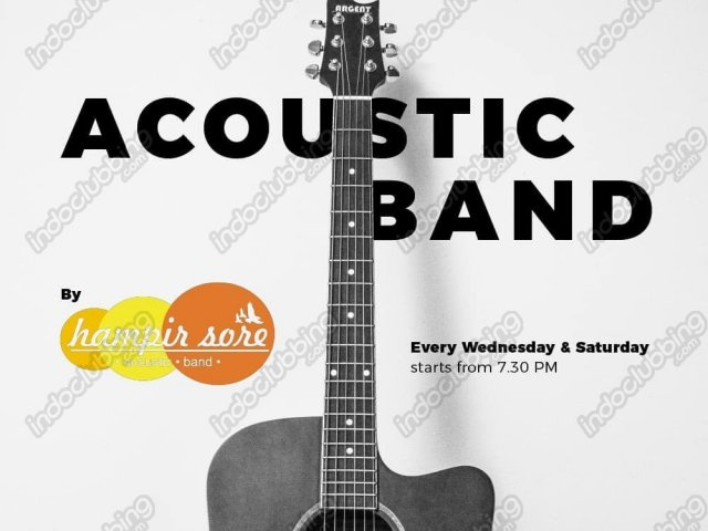 Acoustic Band The Goods Diner
