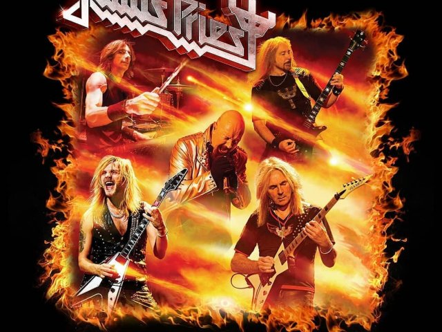 Judas Priest Live in Concert