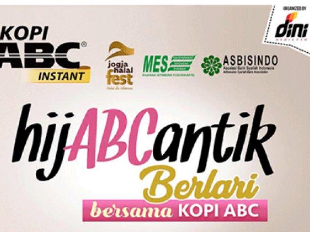 Kopi ABC Hijab Cantik Berlari