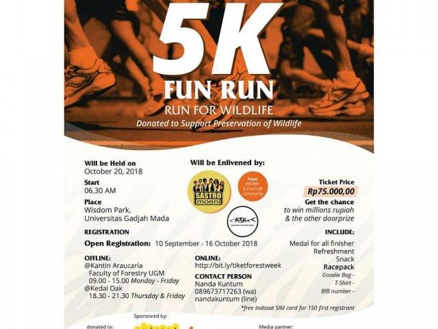 5K Run For Wildlife