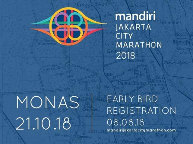 Mandiri Jakarta City Marathon