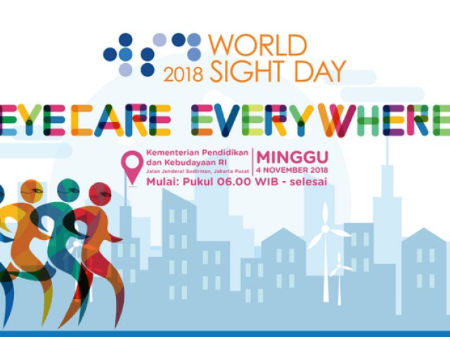 Funwalk World Sight Day