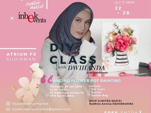 DIY Class with Dwi Handa