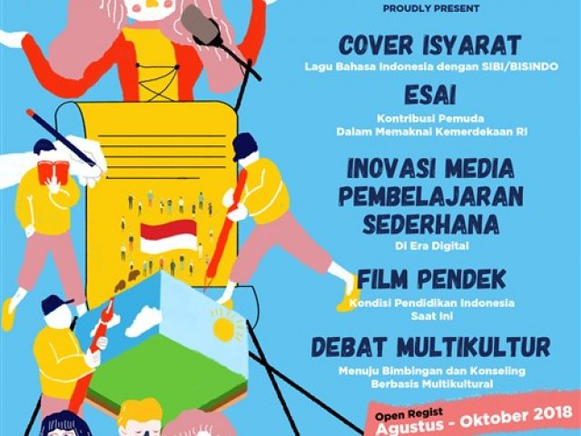Festival Pendidikan FIP UNJ 2018