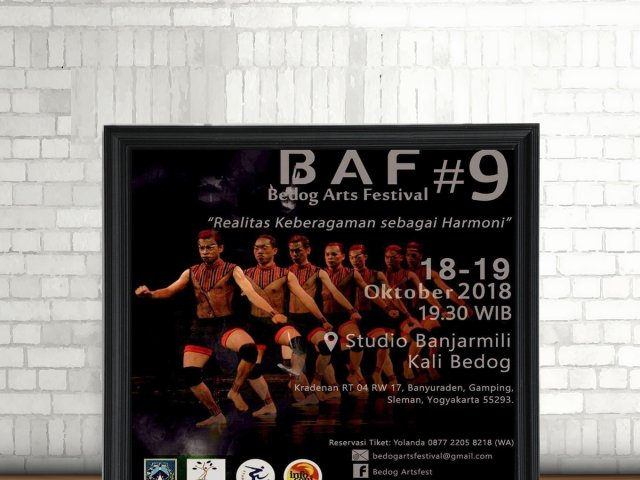 Bedog Arts Festival 9