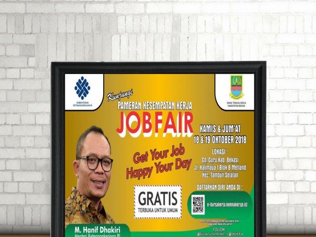 Job Fair Kabupaten Bekasi 2018