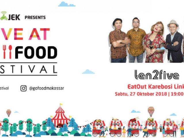 GO-FOOD Festival Makassar