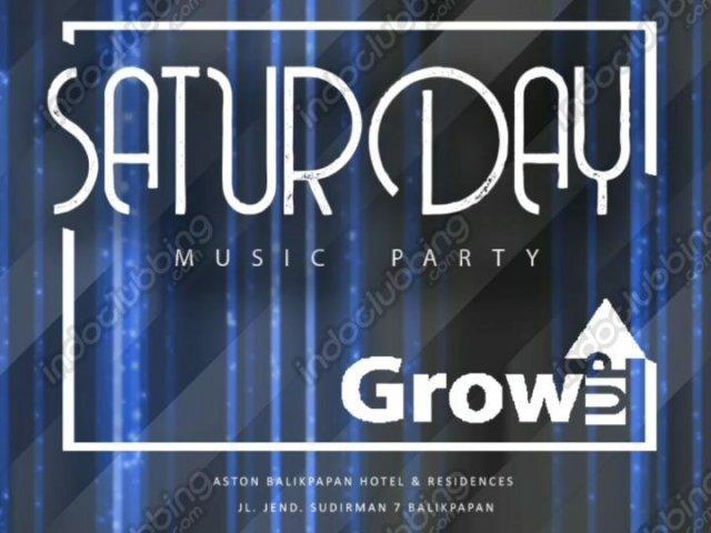 Saturday Grow Up