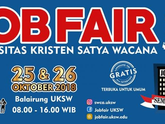 Job Fair UKSW