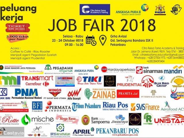 Citra Reksa Tama Job Fair