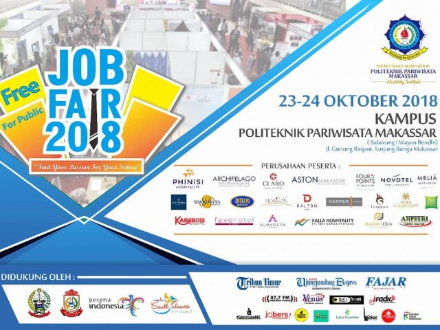 Job Fair Poltekpar Makassar
