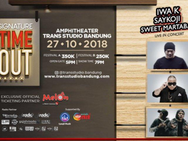 Iwa K Saykoji Sweet Martabak Live In Concert
