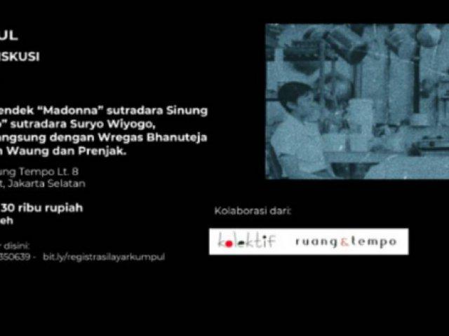 Screening & Diskusi Short Movie