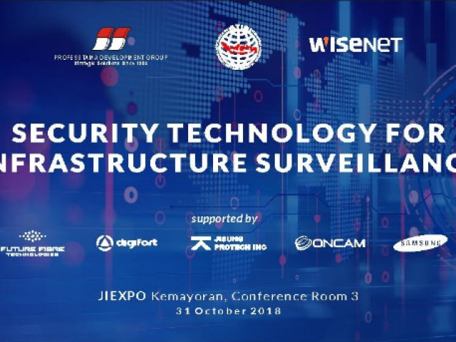 Seminar Security Technology for Infrastructure Surveillance