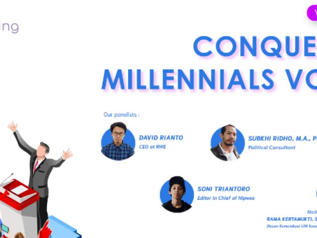 DIGITAL MARKETING WEEK CONQUERING MILLENNIALS VOTERS