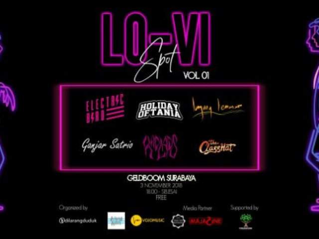 Lo Vi Spot Vol 01