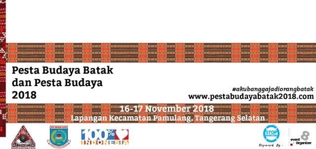 Pesta Budaya Batak