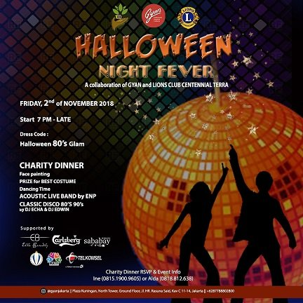 Halloween Night Fever