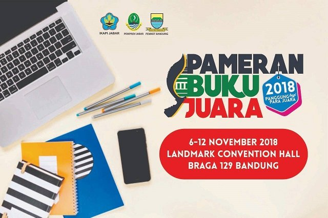 Pameran Buku Juara Bandung