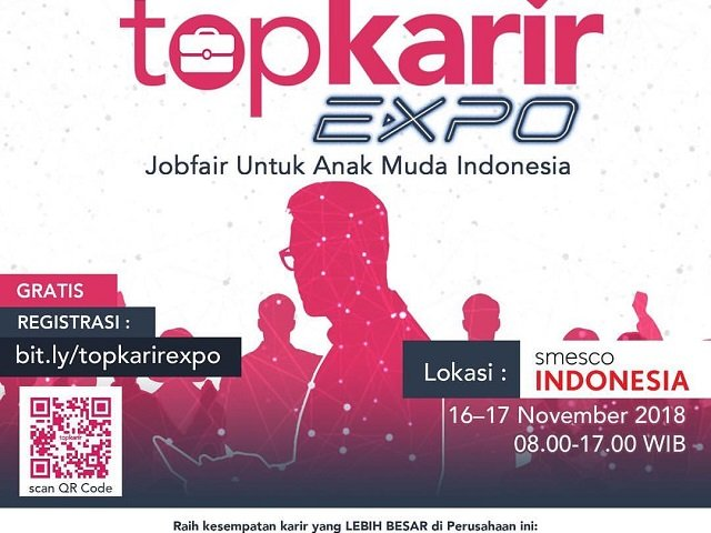 TopKarir Expo November 2018