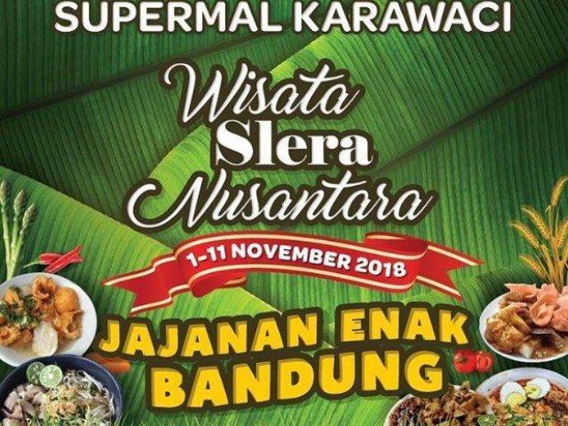 Wisata Slera Nusantara di Supermal Karawaci