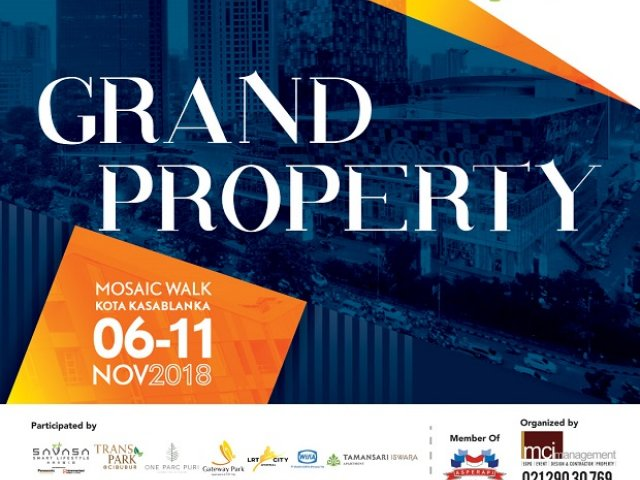 Grand Property Kota Kasablanka 2018
