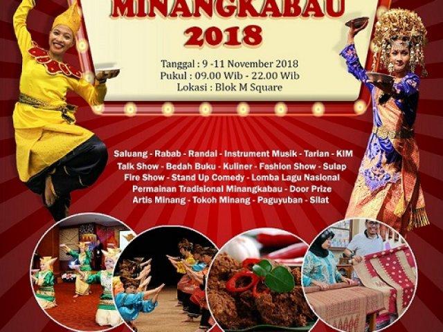 Festival Sumarak Minangkabau 2018