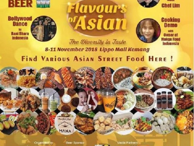 Flavours of Asian