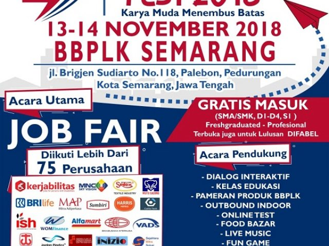 Sinergi Youth Career Fest 2018