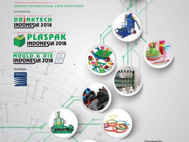 Plastics & Rubber Indonesia 2018