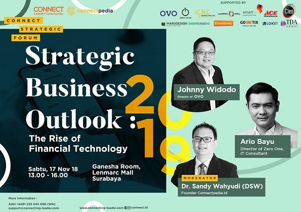 STRATEGIC BUSINESS OUTLOOK The Rise of Financial Technology