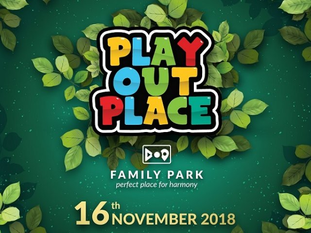 Soft Launching PLAY OUT PLACE Family Park