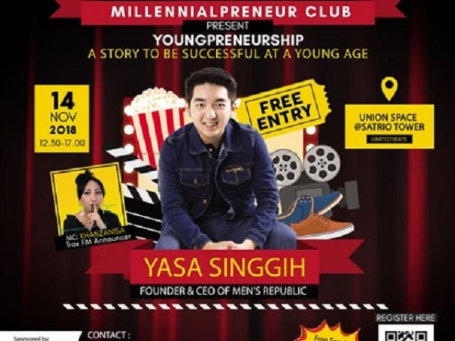 Youngpreneurship A Story to Be Sucsessful at A Young Age