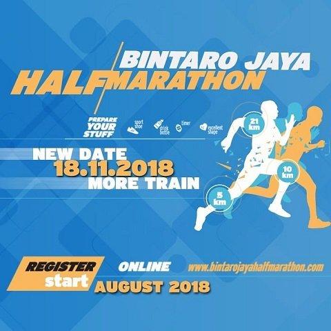 Bintaro Jaya Half Marathon