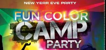 Fun Color Camp Party