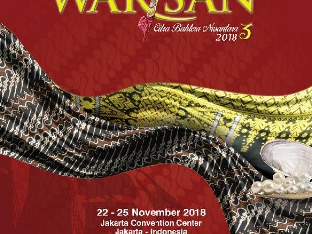 WARISAN – Wasiat Agung Negeri Nusantara 2018