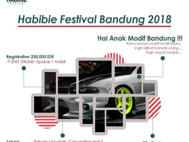 Bandung Habibie Festival