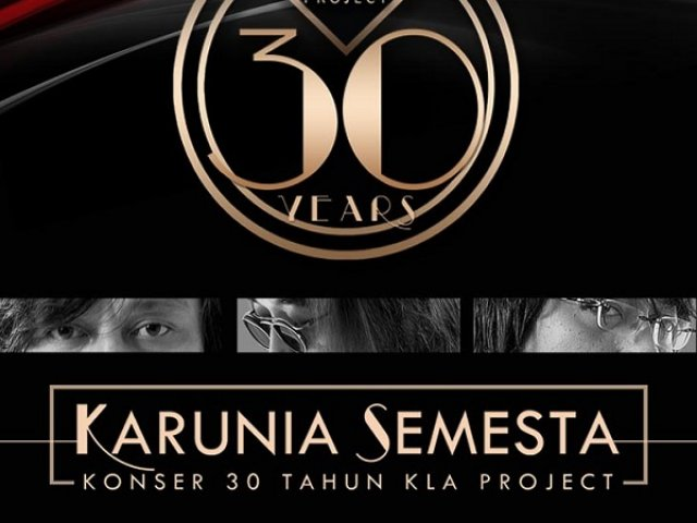 Karunia Semesta, Konser 30 Tahun KLa Project
