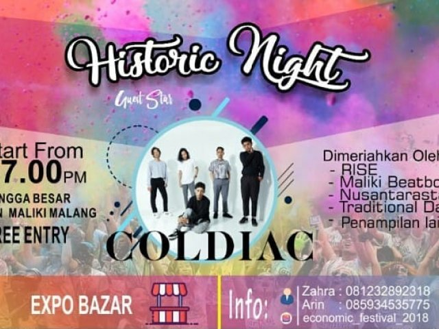 Color Run & Historic Night